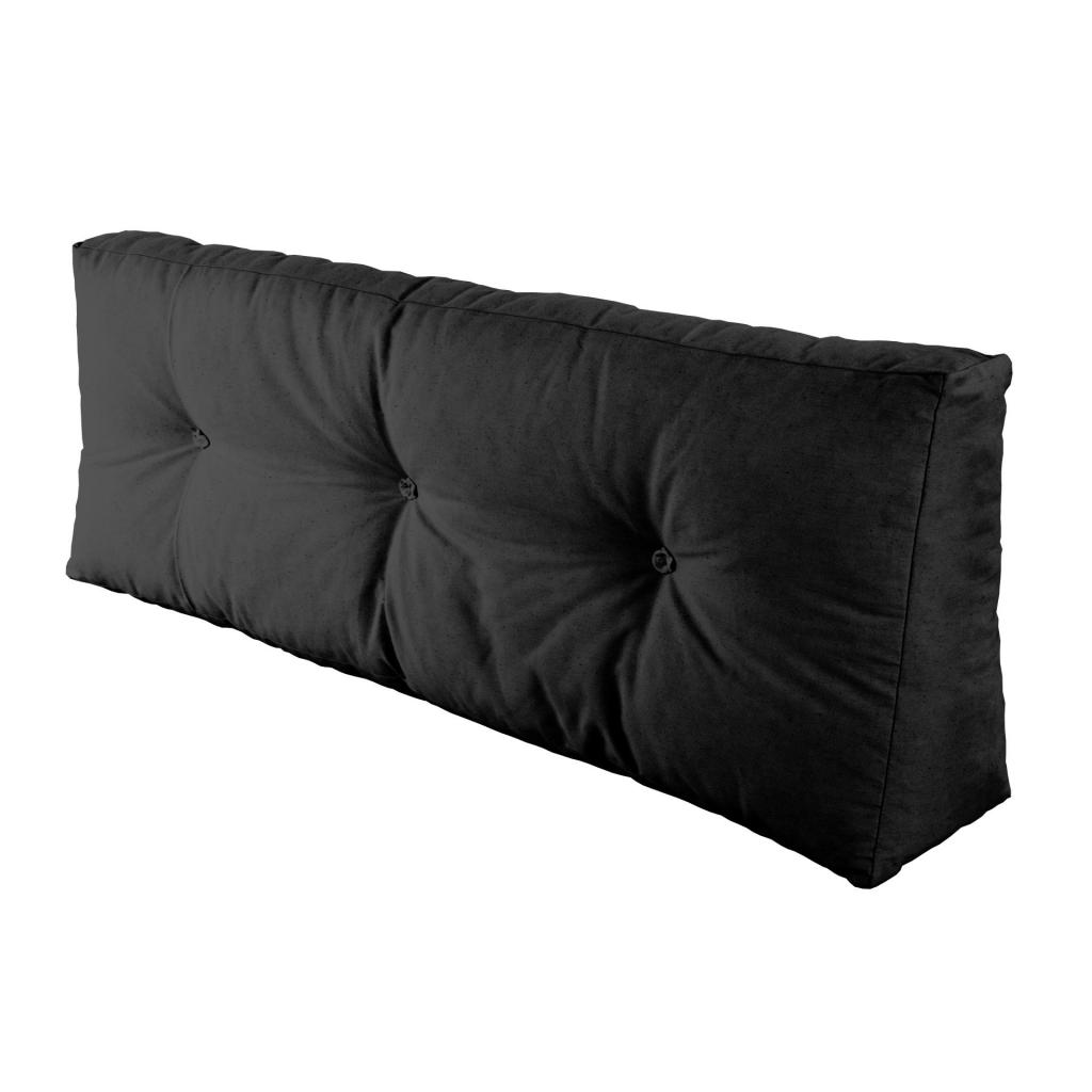 palettenkissen palettenpolster kissen sofa polster 120x40x20 10 ebay. Black Bedroom Furniture Sets. Home Design Ideas