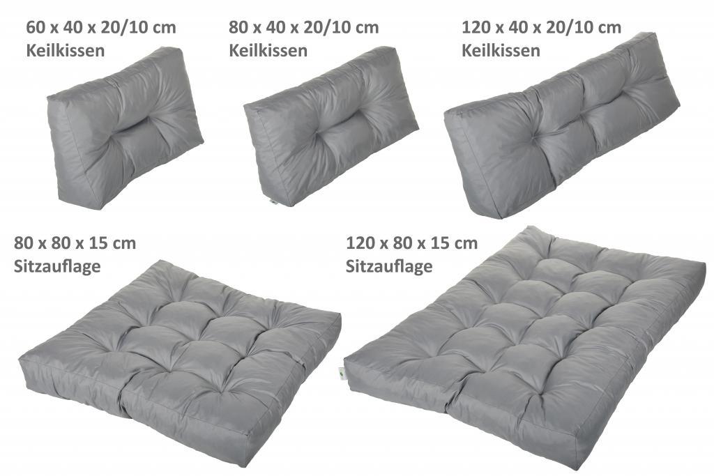 palettenkissen palettensofa palettenpolster polster auflage kissen sofa fx01. Black Bedroom Furniture Sets. Home Design Ideas