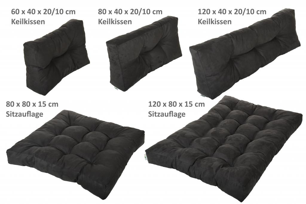 palettenkissen palettenpolster kissen sofa polster verschiedene farben. Black Bedroom Furniture Sets. Home Design Ideas