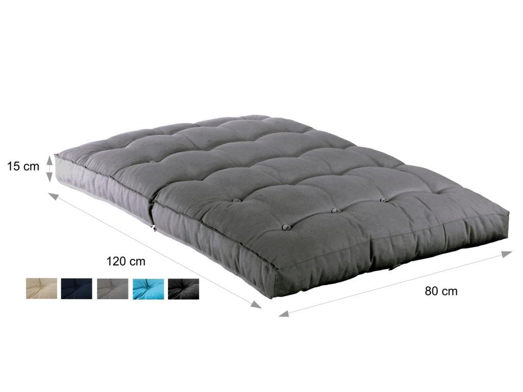 palettenkissen palettenpolster kissen sofa polster 120 x 80 x 15 cm wasserabweis. Black Bedroom Furniture Sets. Home Design Ideas